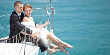 Şebnem Yat Kiralama Teknede Düğün